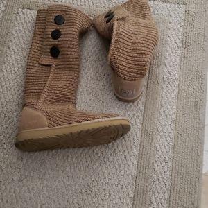 Ugg sock boots long / short boots